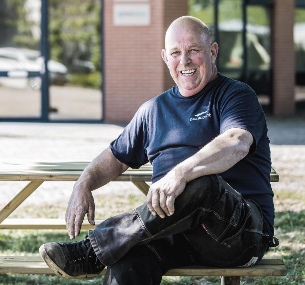Peter van de Wijst | Servicemonteur & Magazijn | DAKaccent
